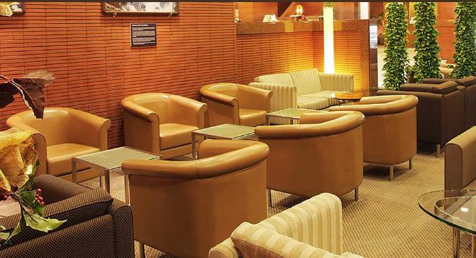 ホテルオークラ札幌のラウンジプレシャス